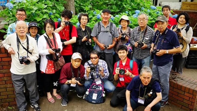 【イベントレポート】7月18日「あじさい祭り撮影会」を開催しました!