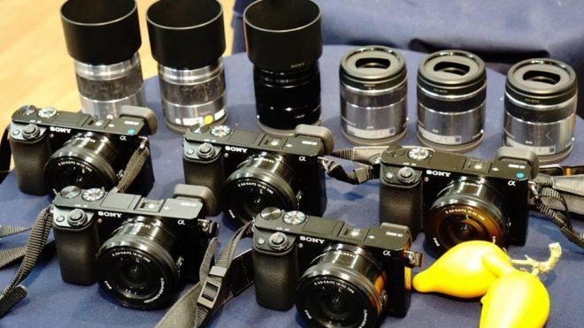 まちゼミ「ミラーレス一眼カメラ体験会」受付開始!