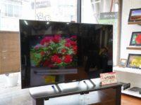 【厳選中古】ソニー4KテレビKD-49X8500B(美品)販売完了しました