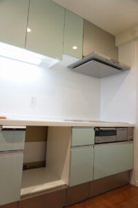 【パナソニック】システムキッチンリフォーム工事完成しました!