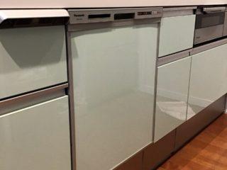 【追記】食洗器緊急入荷!これで完成キッチンリフォーム!