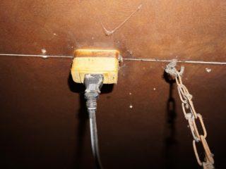 古いアパートの照明器具取付で困った時の強い味方!