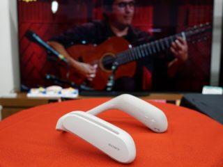 新発見!SRS-WS1で生ギターのダイナミクスに体が震えた!