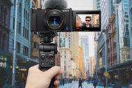 ソニーブロガーカメラZV16月2日(火)10時より予約販売開始予定
