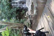 ロケハン終了。名主の滝公園の男滝をα7MⅢ+NDフィルターで撮影してきたところ・・・