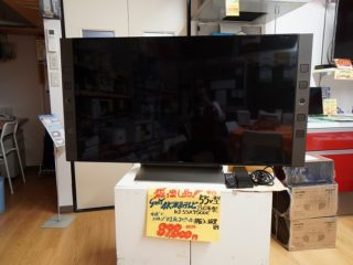 【販売終了】ソニー 4K液晶テレビ入荷!