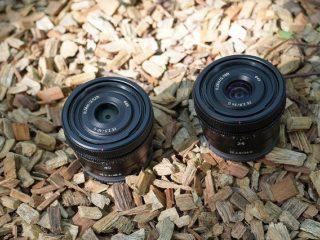 ソニーFE40F28、FE24F25お手軽単焦点レンズ実写レビュー