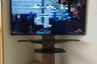 ソニーブラビアXR感動納品!6畳和室にスッキリ置けました!